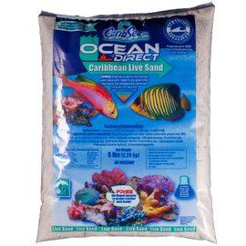 Грунт Carib Sea Ocean Direct Oolite живой оолитовый Песок 0,1-0,7мм 18,14 кг