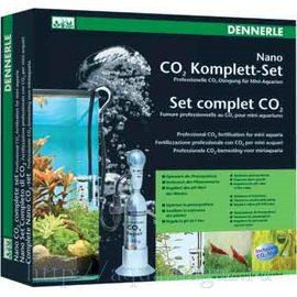 Комплект подачи СО2 Dennerle Nano Set 80 g для нано-аквариумов