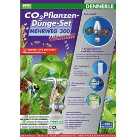 Установка для подачи СО2 в аквариум Dennerle MEHRWEG 300 Quantum
