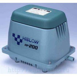 Компрессор HIBLOW HP-200 12000л/ч, 210Вт