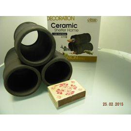 Укрытие керамическое бамбук L