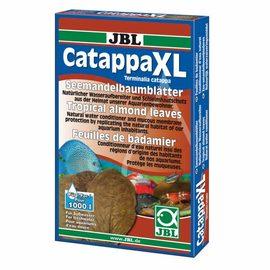 Листья тропического миндального дерева размером до 24 см JBL Catappa XL, 10 шт.
