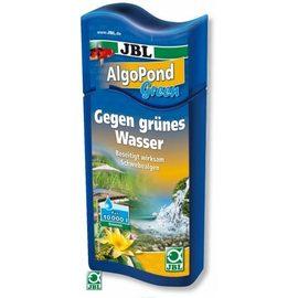 Препарат для уничтожения одноклеточных водорослей (цветение воды) JBL AlgoPond Green, 2,5 л