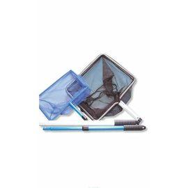 Прудовый сачок с телескопической ручкой JBL Pond fishing net, 30,5х20,5 см