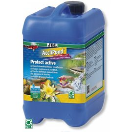 Препарат для защиты прудовых рыб при акклиматизации и для уменьшения стрессов JBL AccliPond, 5 л