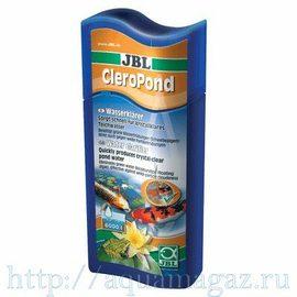 Препарат для борьбы с помутнениями воды всех видов в пруде JBL CleroPond, 2,5 л