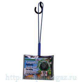 Сачок Premium JBL Fish Net Premium, 15 см, ручка 40 см