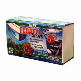Плавающий магнитный скребок для особо толстых стекл толщиной 20-30 мм JBL Floaty Shark