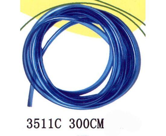 Шланг воздушный 4мм синий 3м, фото