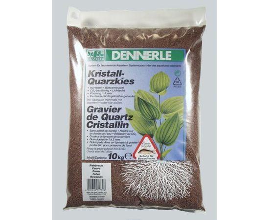 Dennerle Kristall-Quarz 1-2 мм темно-коричневый, Штук в упаковке или вес: 10 кг., фото