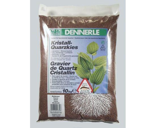 Dennerle Kristall-Quarz 1-2 мм светло-коричневый, Штук в упаковке или вес: 10 кг., фото