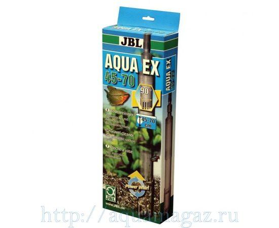 Система очистки грунта для аквариумов JBL AquaExSet 45-70, фото