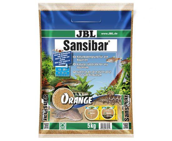 мелкий грунт оранжевый 10 кг JBL Sansibar ORANGE 10 кг, фото , изображение 2