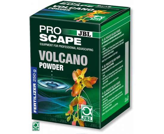 Редкие элементы и минералы для грунта в растительных аквариумах JBL ProScape Volcano Powder 250 г, - 2 -aquamagaz.ru