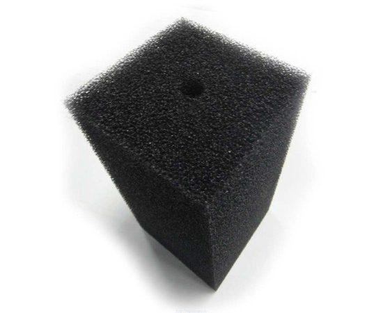 Губка  ROOF FOAM пенополиуритановая 50*500*500мм PPI 20 черная, фото , изображение 2