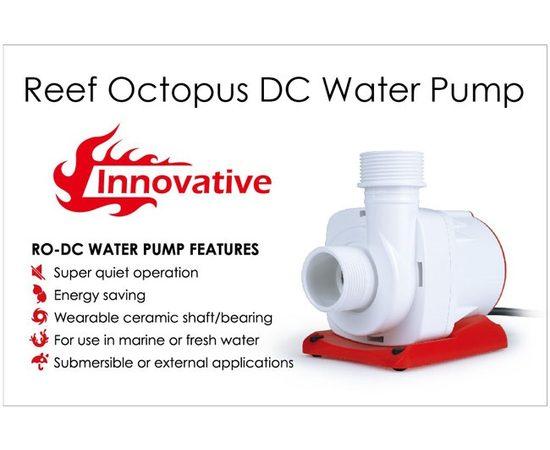 Помпа DC-5500 Diablo DC water pumps подъёмная низковольтная 6500л/ч h 3.3м 50Вт 24В, фото