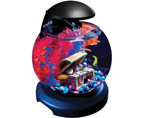 Tetra Cascade Globe аквариумный комплекс черный 6,8 л, фото , изображение 8