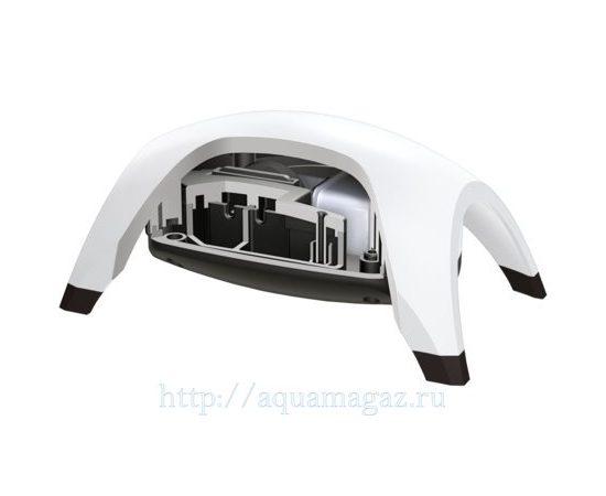 TetraTec AРS 100 компрессор для аквариумов 50-100 л белый, фото 2