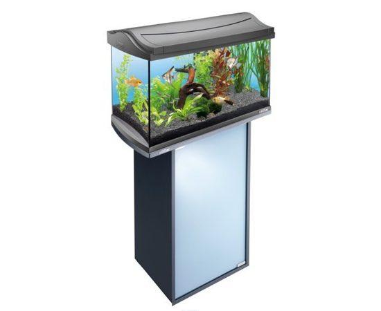 Tetra AquaArt тумбочка под аквариумы 60 л со стеклянной дверью , фото , изображение 3