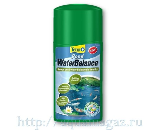 Tetra Pond Water Balance средство для стабилизации параметров воды, Объем: 250 мл., фото