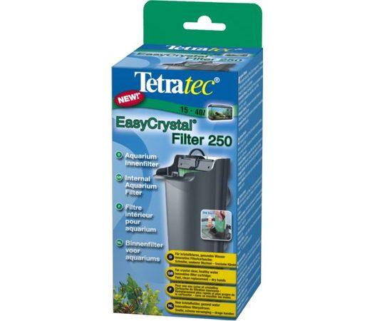 TetraTec EasyCrystal 250 внутренний фильтр для аквариумов 15-40 л, - 1 -aquamagaz.ru