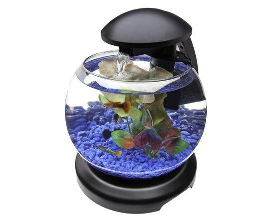 Tetra Cascade Globe аквариумный комплекс черный 6,8 л, фото , изображение 4