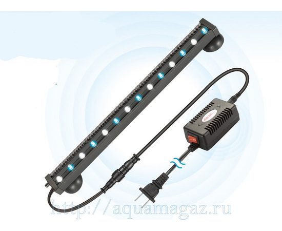 Распылитель СИЛОНГ со светодиодной многоцветной подсветкой 1,5Вт 45см, фото