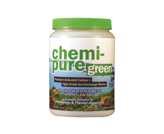 Адсорбент Chemi Pure Green 11oz 312гр на 284л, - 1 -aquamagaz.ru