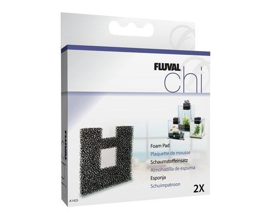 Картридж механической очистки губчатый для фильтров в аквариумах FLUVAL CHI 3шт/уп , фото