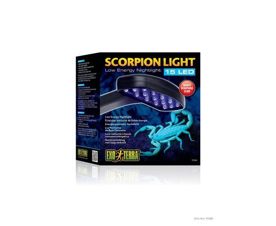 Светильник ночной Exo Terra для скорпионов , фото