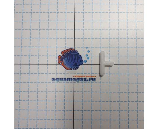 Тройник для шланга 4 мм, - 1 -aquamagaz.ru