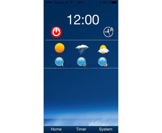 Светильник LED Spectrus 90 6 рег. каналов WiFi iOS/Android 210Вт 880x265x32 мм, фото , изображение 10