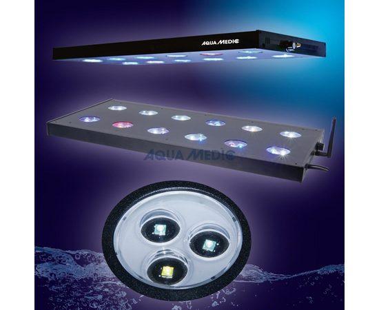 Светильник LED Spectrus 90 6 рег. каналов WiFi iOS/Android 210Вт 880x265x32 мм, фото , изображение 11