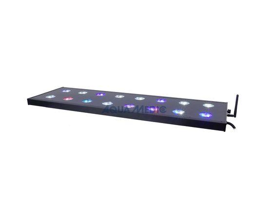 Светильник LED Spectrus 90 6 рег. каналов WiFi iOS/Android 210Вт 880x265x32 мм, фото