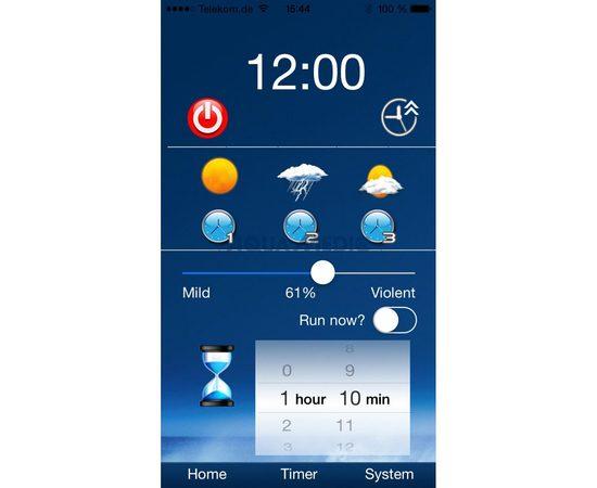 Светильник LED Spectrus 90 6 рег. каналов WiFi iOS/Android 210Вт 880x265x32 мм, фото , изображение 7