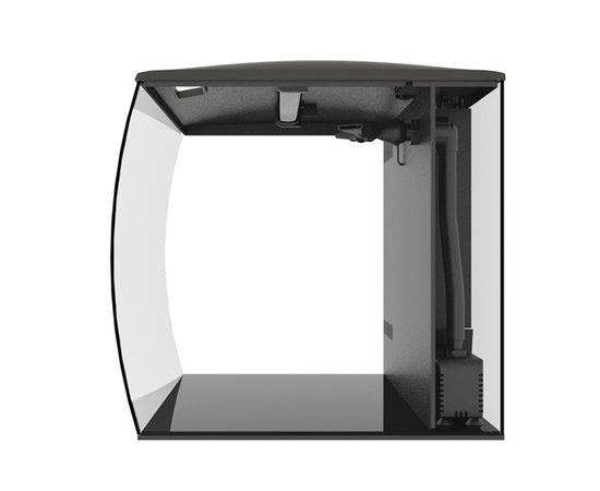 Аквариум Fluval Flex57л с изогнутым стеклом 390х390х415мм, - 2 -aquamagaz.ru