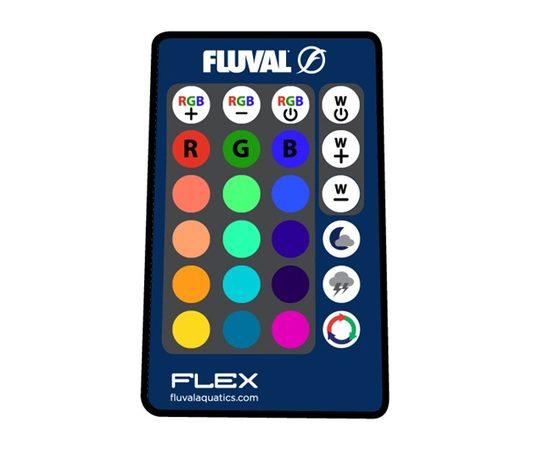 Аквариум Fluval Flex57л с изогнутым стеклом 390х390х415мм, фото 5