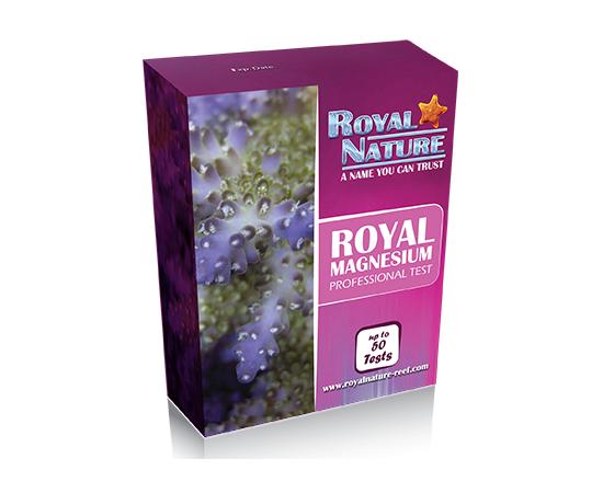 Тест Royal Nature профессиональный Mg, - 1 -aquamagaz.ru