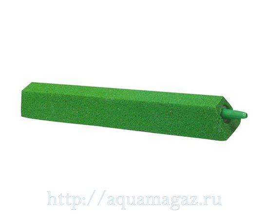Распылитель камень-трапеция зелёный 30см, - 1 -aquamagaz.ru