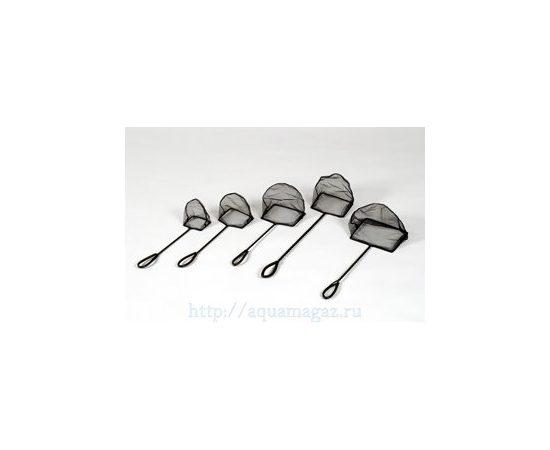 Сачок черный 12-25 см, фото , изображение 2