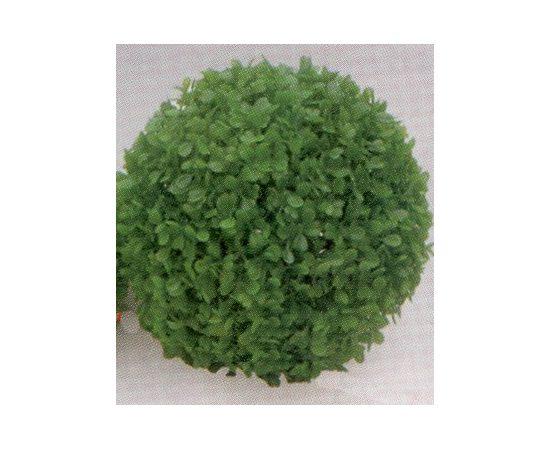 Растение Коврик-шар D22см зеленое, - 1 -aquamagaz.ru