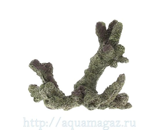 Камень REPLICA LIVE ROCK 22,5 см пластик, - 1 -aquamagaz.ru