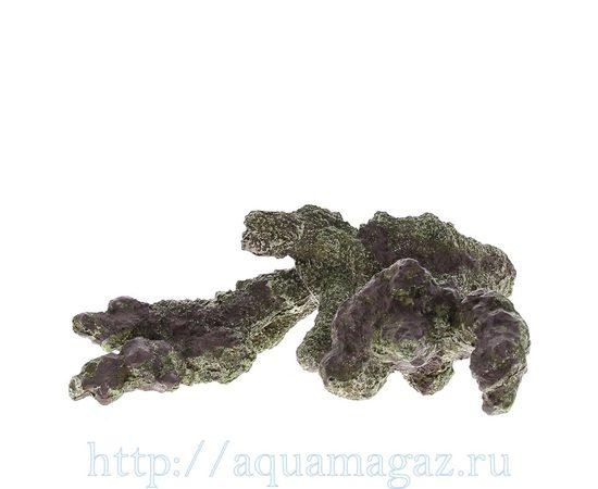 Камень REPLICA LIVE ROCK 32 см  пластик, - 1 -aquamagaz.ru