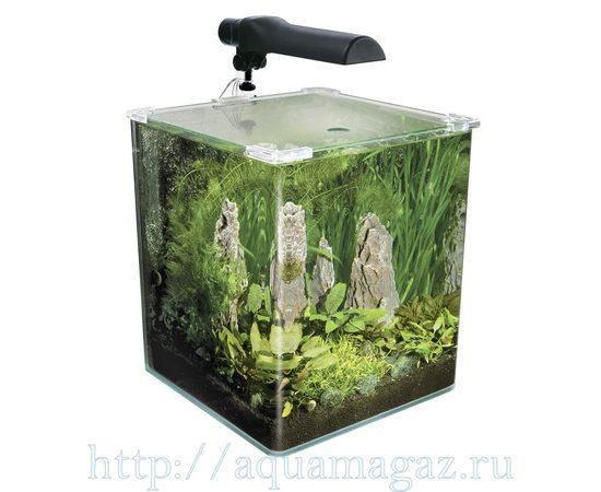 Аквариум Fluval Flora 30 литров 30x30x30, - 1 -aquamagaz.ru