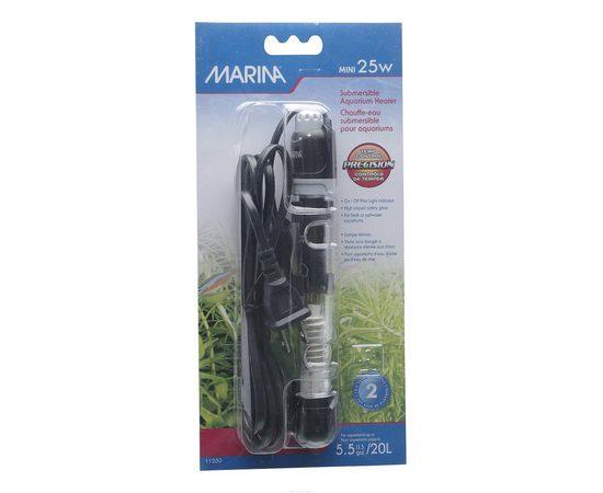 Нагреватель Marina 25Вт Mini 15см, - 1 -aquamagaz.ru