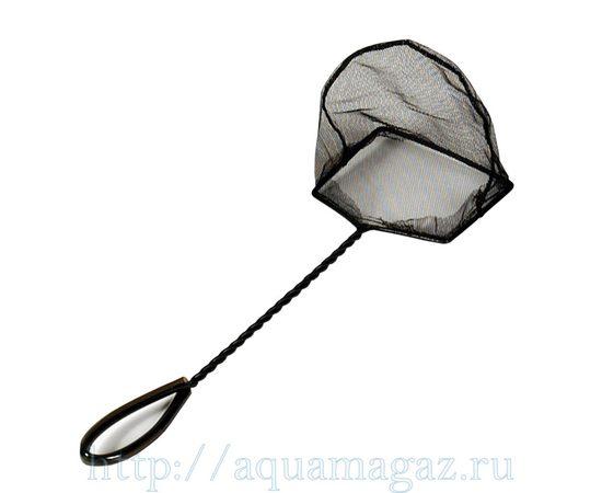 Сачок черный 12-25 см, фото