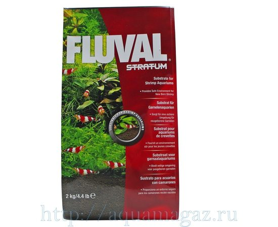 Грунт Fluval EBI, Штук в упаковке или вес: 2 кг., фото