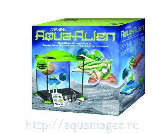 Аквариум для детей Инопланетянин 10л, - 2 -aquamagaz.ru