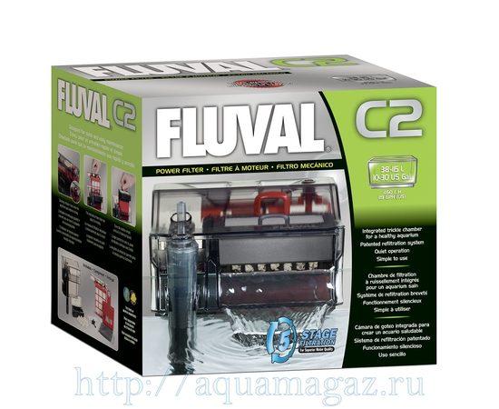 Насос фильтрующий Fluval C2, фото , изображение 2