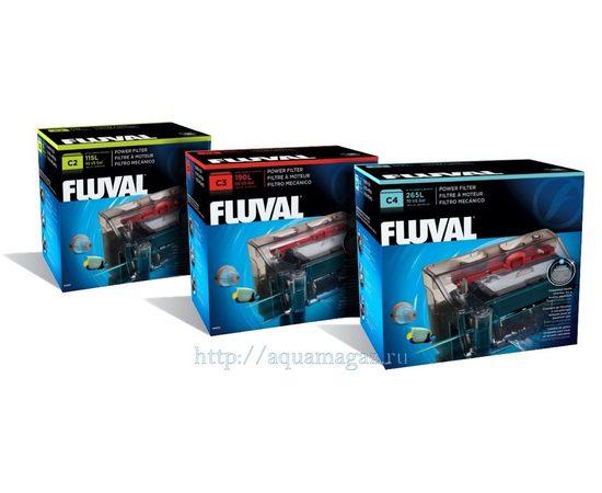 Насос фильтрующий Fluval C4, - 3 -aquamagaz.ru